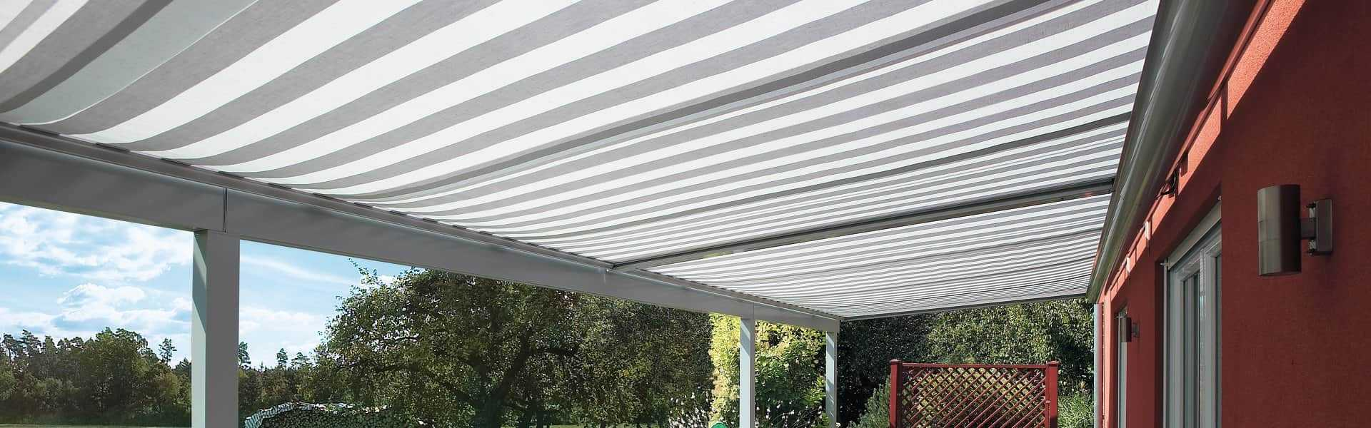 Roof or conservatory blind