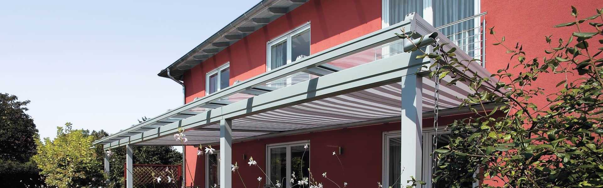 Warema W10 Roof Blind