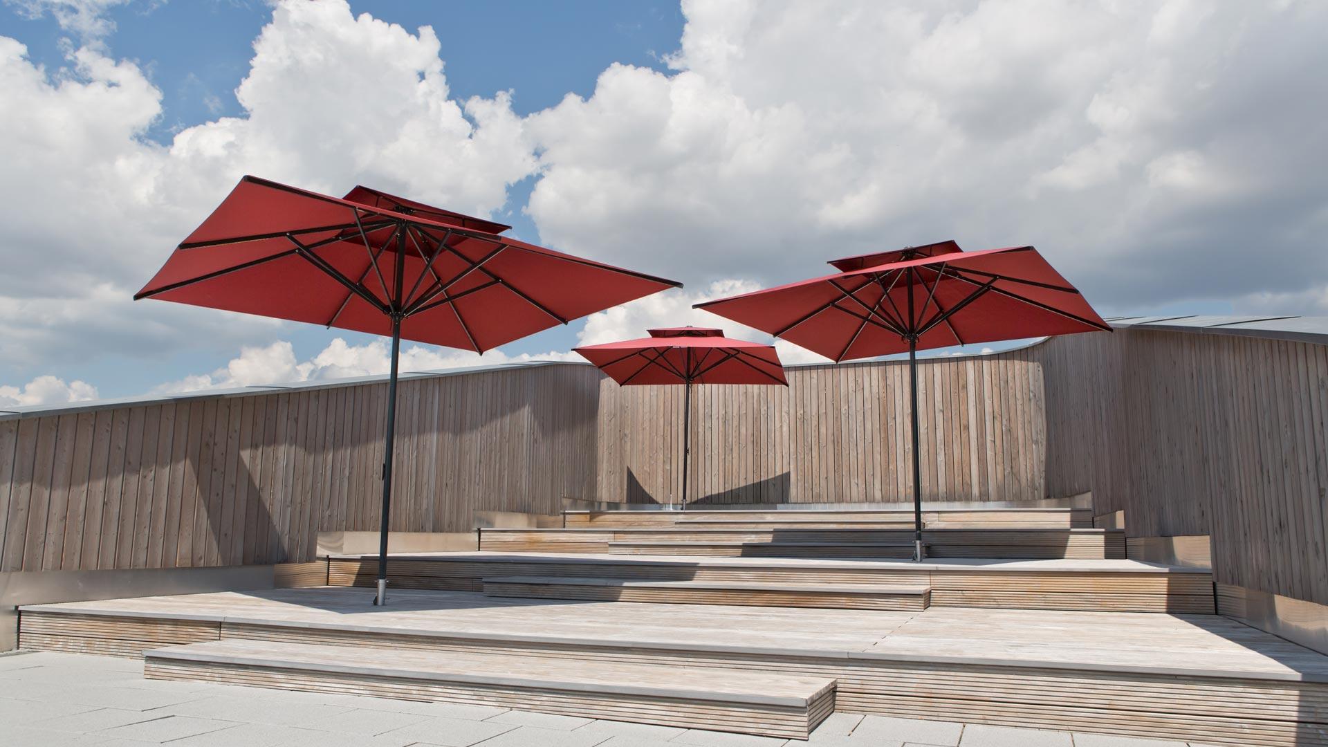 Caravita parasols