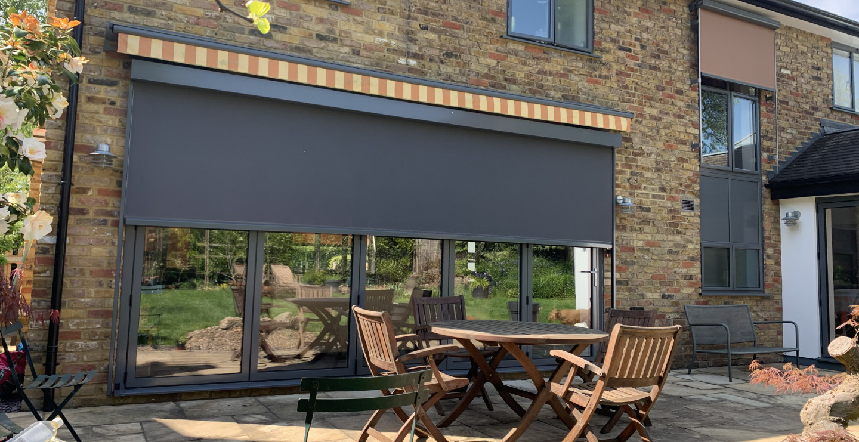 Warema EasyZip Zip Screen Blind Buckinghamshire